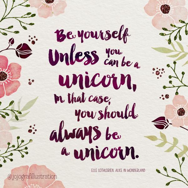 citat unicorn