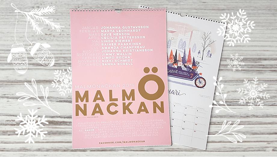 Malmönackan – Malmös egen almanacka!